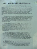 History of the Virginia Blue Ridge RR