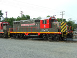 BB # 8 with fresh paint in Doswell, VA