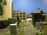Another view of City Junction.  This where the Virginia Central crosses the Virginia Midland.