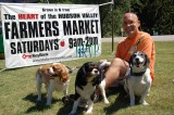Everyone & their pets ~benefits from Good Eats at the Market