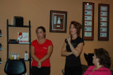 Stephanie talk about  the event and introduces Dana from Mike Arteaga' Health & Fitness Center -DSC_4370.jpg