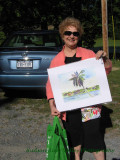 Happy Customer with their new piece of artwork IMG_0705001.jpg