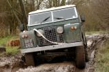 Series II Land Rover RFF 265