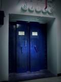 Nuclear Blast Proof Door