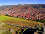 Cuzco From The Top Of The Hill