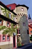 Colourful Toilets inTauberbischofsheim,Baden-Württemberg