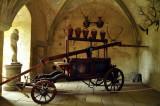 Medieval Fire Chariot, Wasserschloss