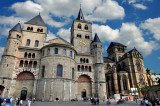 Romanesque Cathedral, Trier