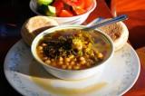 Classic German Dish, Kale & Broccoli Soup, Schoental