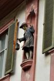 Fragment on House, Rothenburg