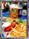 Infamous Wurst, Who Would Resist Temptation, Schliersee, Bayern