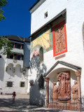 Inside The Castle, Salzburg, Austria