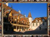 Hotel Dieu In Beaune, Burgundy