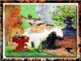 Impressionism By Paul Cezanne,-Modern Olympia