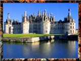 Royal Chateau Chambord,  Loire Valley
