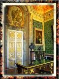 Inside Chateau De Versaille