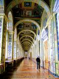 Inside Winter Palace, St.Petersburg