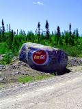 No Coke Allowed Beyond This Point !