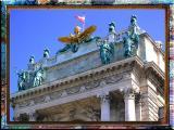 Splendor Of Hoffburg, Vienna, Austria