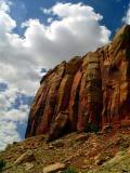 Cliffs Floating In Skies