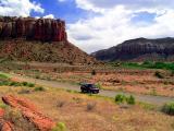 Long Travel Strike In Canyonlands
