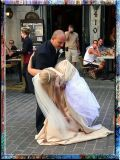 Bold Groom Drops Hairy Bride, Bordeaux.