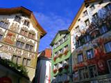 Picturesque Lucerne, Switzerland