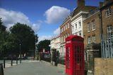 Suburbs of London--Greenwich