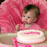 Kayden's one year old!
