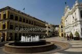 Portuguese Architecture, Maucau