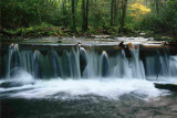Early Fall Little Log Falls Sugar Creek tb0927rx.jpg