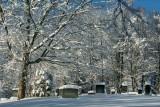 Hinkle Mtn Cemetery West Winter Scape tb0211ker.jpg