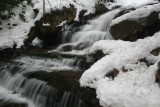 Icy Swiftwater Cascading Down Mtn Steps tb0111jar.jpg