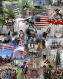 Betsy Ross collage