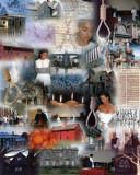Hysteria collage AKA Salem Massachusetts