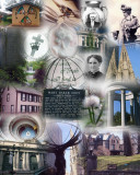 Mary Baker Eddy collage