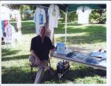 Rick McKenzie Poet at Bonnet House