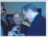 Steve Forbes and Marc Gagnon