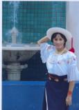 Ecuador costume