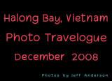 Halong Bay, Vietnam (December 2008)