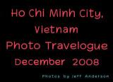 Ho Chi Minh City, Vietnam (December 2008)