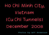 Cu Chi Tunnels cover page.