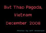 But Thap Pagoda, Vietnam (December 2008)