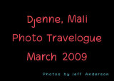 Djenne, Mali (March 2009)