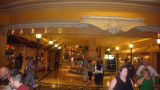 Entrance to Paris Casino Resort coming out of the monorail at the Ballys/Paris stop.