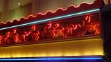 Neon flamingos at the Flamingo Hotel & Casino in Las Vegas.