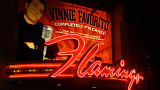 Vinnie Favorito was also playing at the Flamingo.