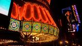 More glitzy neon on the Las Vegas strip.