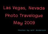 Las Vegas, Nevada cover page.