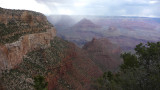 That doesn't matter since Grand Canyon will never fail to impress no matter how many tourists are there.
